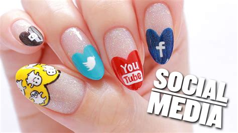 instagram tutorial nail art social media nail art design snapchat instagram youtube