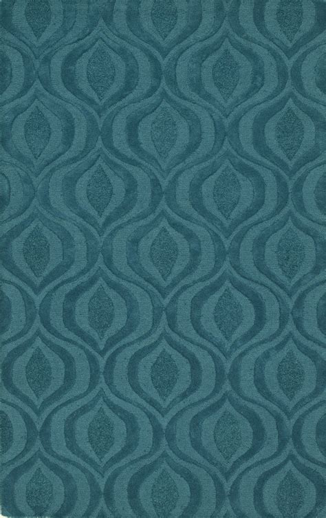 Teal Colored Rugs by Dalyn Dalyn Tones Tn4 Teal Area Rug 87780