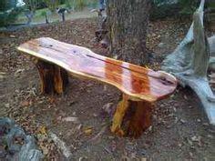 red cedar log bench pinteres natural log benches bench natural cedar wood natural wood bench cedar wooden