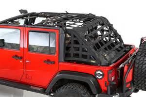 Jeep Tj Cargo Net Smittybilt C Res2 Hd Jeep Wrangler Jk Cargo Net