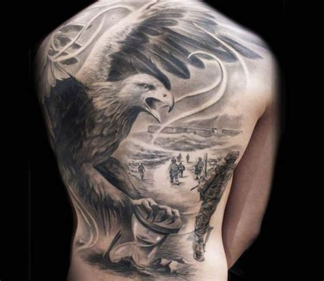 eagle back tattoo best 25 eagle back ideas on mens eagle