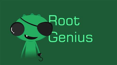 mobile root app root genius one click rooting tool v3 1 7 free