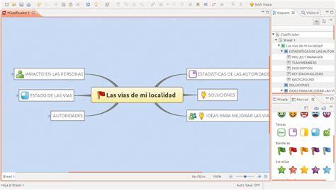 tutorial mapas mentales xmind crea mapas conceptuales y m 225 s con xmind en ubuntu debian
