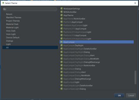 java tutorial threadpoolexecutor 你如何更改主题的应用程序在 android 工作室没有得到呈现问题 广瓜网