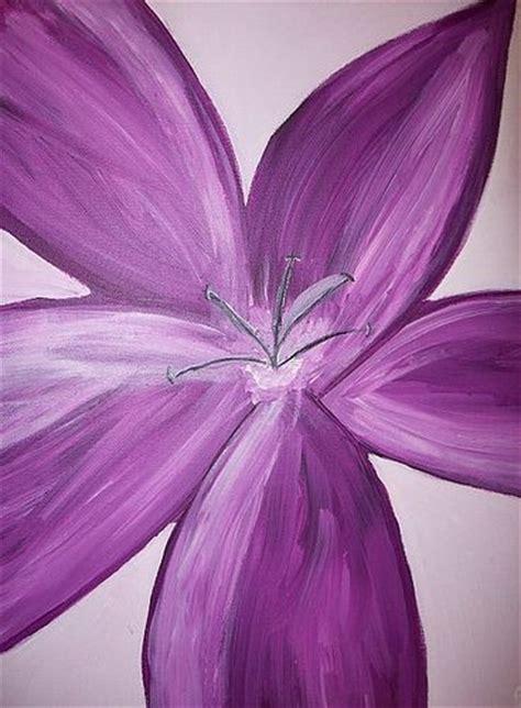 acrylic painting ideas flowers acrylics flower and paint ideas on