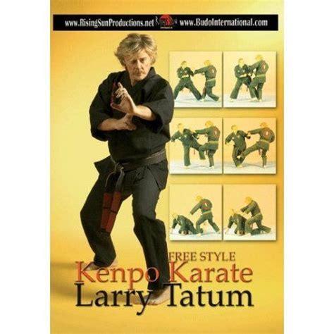 X Treme Kenpo Larry Tatum Kenpo Karate Muridnya Ed larry tatum free style dvd hawaiian kenpo karate ed