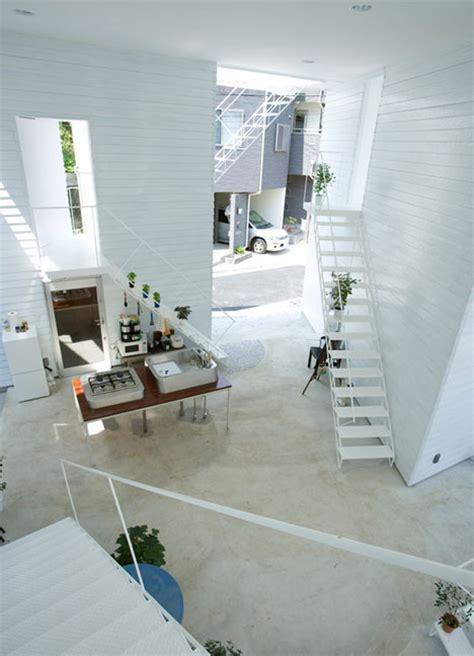smart open urban home interiors 2011 sg livingpod blog connect 4 artist condos hover above communal courtyard