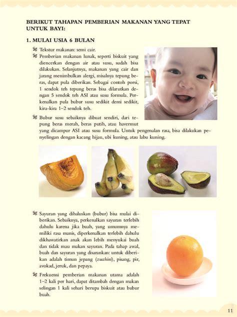 Jual Bayi 6 12 Bulan by Jual Buku 100 Resep Bubur Bayi Usia 6 12 Bulan Oleh Hindah