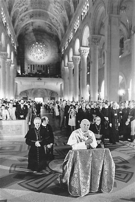 Le pape à Québec en 1984 | LaPresse.ca