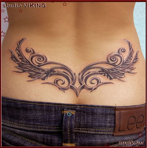 Back Tattoos And Designs Page 26 Lower Back Tribal Tattoos