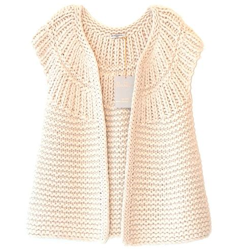 chalecos a dos agujas para mujer les pommettes sweater ropa femenina pinterest tejido