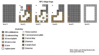 Build Floor Plans Minecraft Floor Plans Npc Village Buildings Minecraft Project