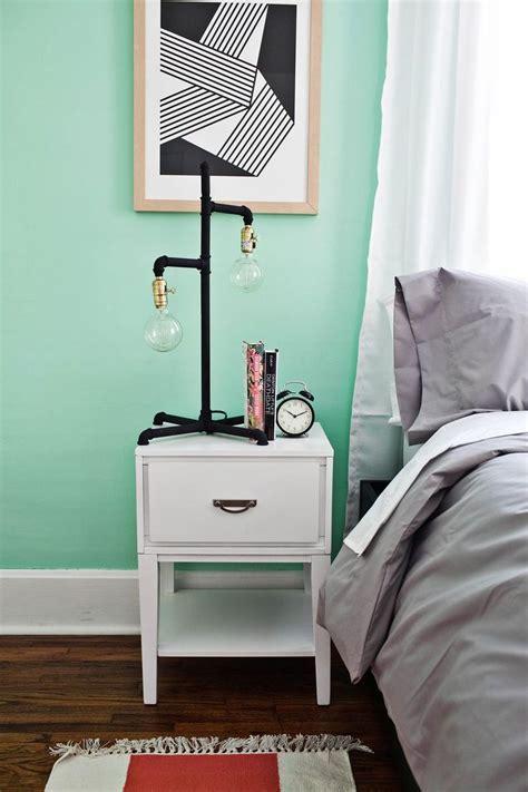 mint green bedroom walls 25 best ideas about mint bedroom walls on pinterest triangle banner easy diy room