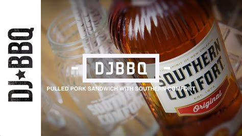 southern comfort cider dj bbq pulled pork and creole cider with southern