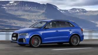 Audi Rs Q3 2017 Audi Rs Q3 Performance Picture 664190 Car Review