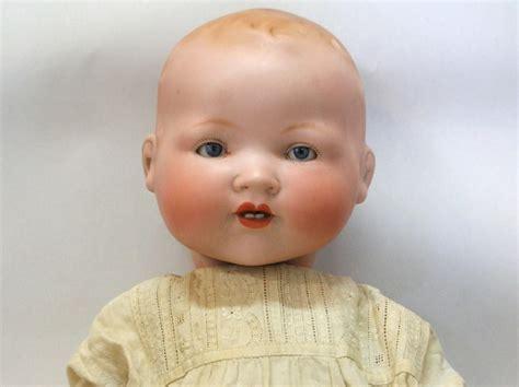 bisque baby doll armendes marseille bisque baby doll bisque dolls