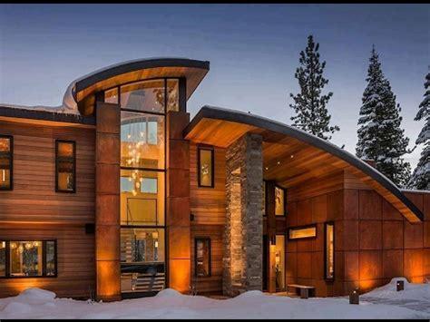 wooden house  unique design wood house construction