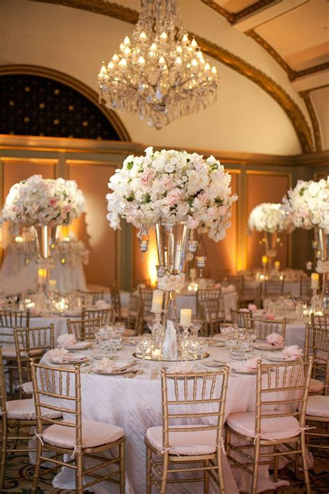 tasteful and elegant wedding reception d 233 cor