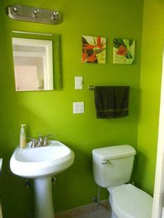 green bathroom paint ideas 1000 ideas about lime green bathrooms on pinterest