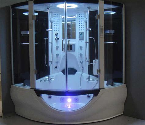 Shower Store G160 Steam Shower Luxury Spas Inc