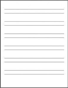 printable handwriting without tears lined paper hwot blank paper with instructional video links reading
