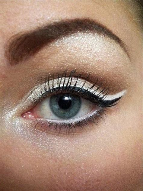 wedding makeup cat eye cat eye wedding makeup cat and fishtail eyeliner 800368