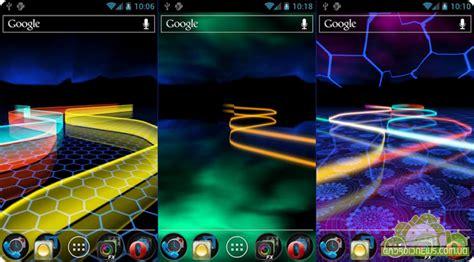 wallpaper android path a neon path live wallpaper para android reviews taringa