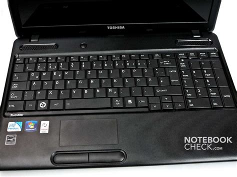 inceleme toshiba satellite c660 notebook notebookcheck tr