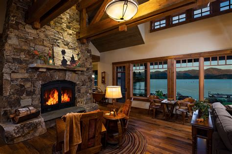 house room mountain architects hendricks architecture idaho lake
