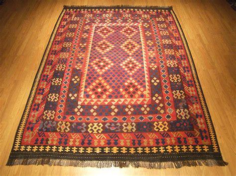 afghanistan rugs 7x10 handmade afghan vegetable dye wool uzbek kilim rug ebay