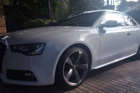 2020 Audi A5 Coupe by 2020 Audi A5 Tfsi Quattro S Line Coupe Black Edition