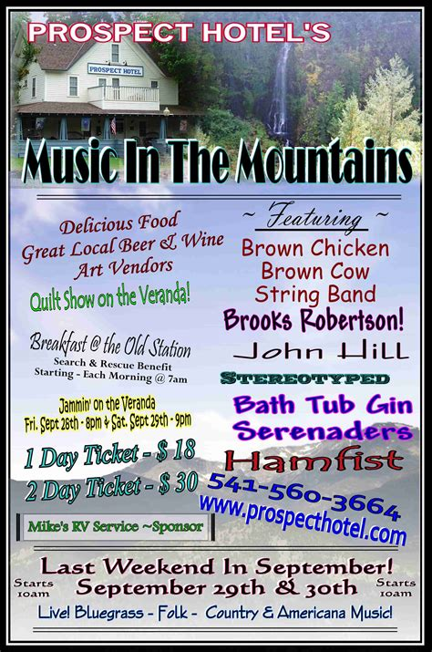 bathtub gin serenaders prospect hotel music in the mountains festival