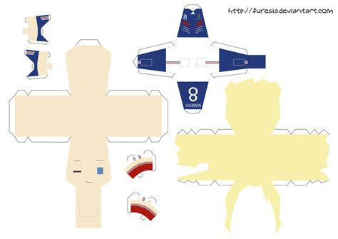 Papercraft World - papercraft world cup by furesia on deviantart