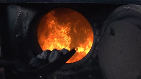 Steam Fireplace by Stove Oven Steam Oven Stove Steel Door
