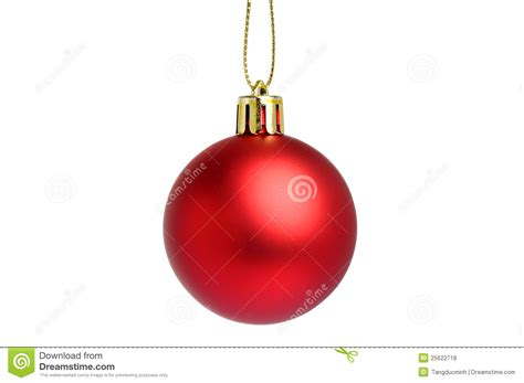 hanging christmas bauble royalty free stock photos image