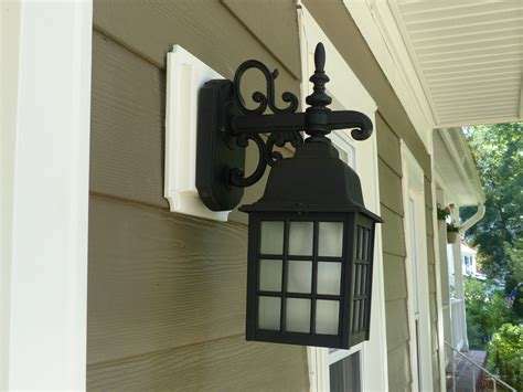Siding Accessories Sunshine Contracting Siding Mounting Blocks Light Fixtures