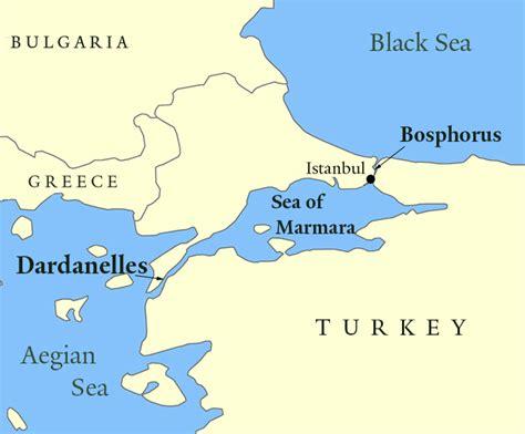 middle east map dardanelles 044 warships sailing the turkish straits international