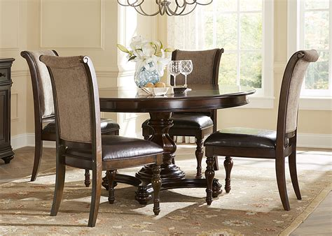 kingston dining room table dining room kingston plantation five oval dining