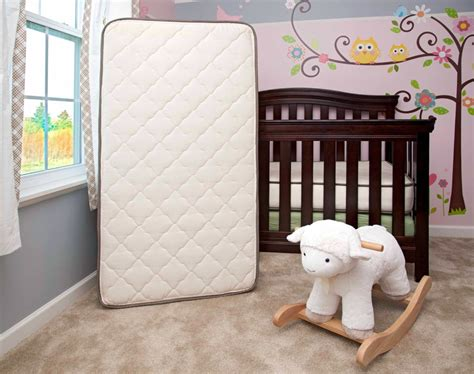 Free Crib Mattress Score A Free Organic Crib Mattress From My Green Mattress Inhabitots