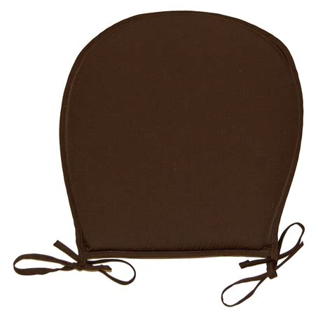 kitchen chair seat pad plain seat pad outdoor garden dining kitchen chair