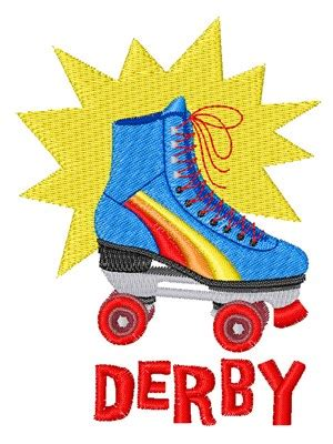 roller derby pattern roller derby embroidery designs machine embroidery