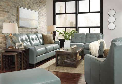 o kean navy living room set o kean sky living room set 5910338 ashley
