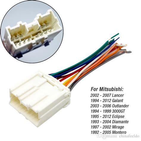 2003 mitsubishi lancer wiring harness free
