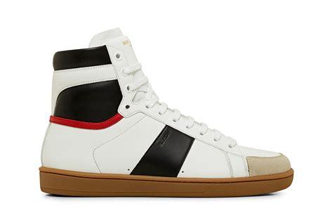gum sole sneakers laurent 2014 fall winter gum sole sneakers hypebeast
