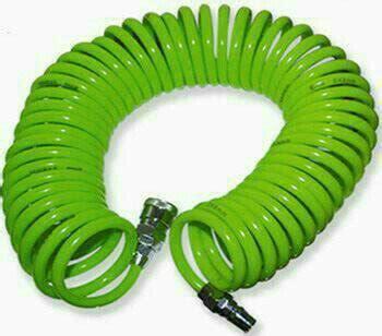 Selang Recoil Hijau 15 M Tekiro jual beli selang recoil hijau 9m tekiro baru jual