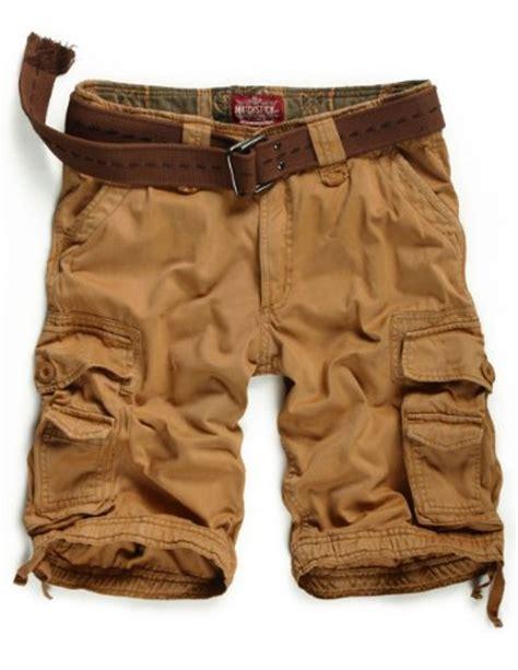 Oliveinch Jogger Cargo Abu 30 match s twill cargo shorts summer shorts
