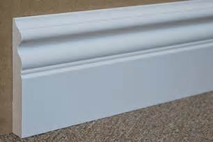 Our 4 7 8 quot baseboad moulding has beautiful curves that add