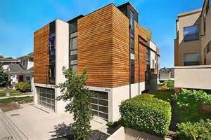 Rethinking Natural Wood Siding A House By The Park