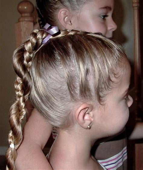 little girl hairstyles easy to do cool easy hairstyles for long hair