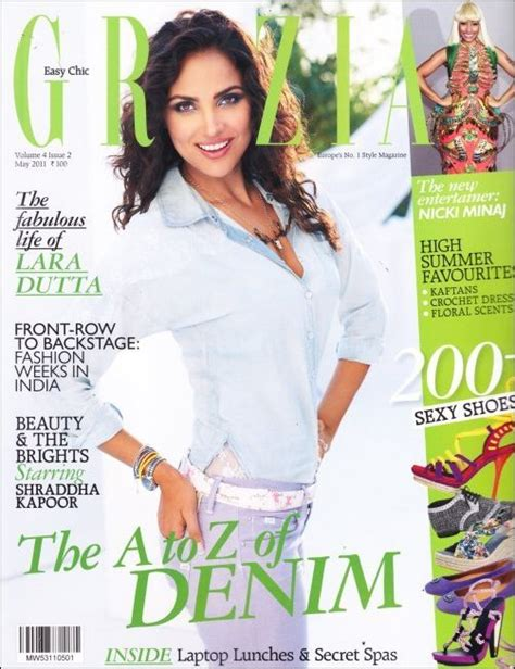 by bollywood hungama news network apr 30 2012 1405 ist check out lara dutta on grazia cover bollywood hungama